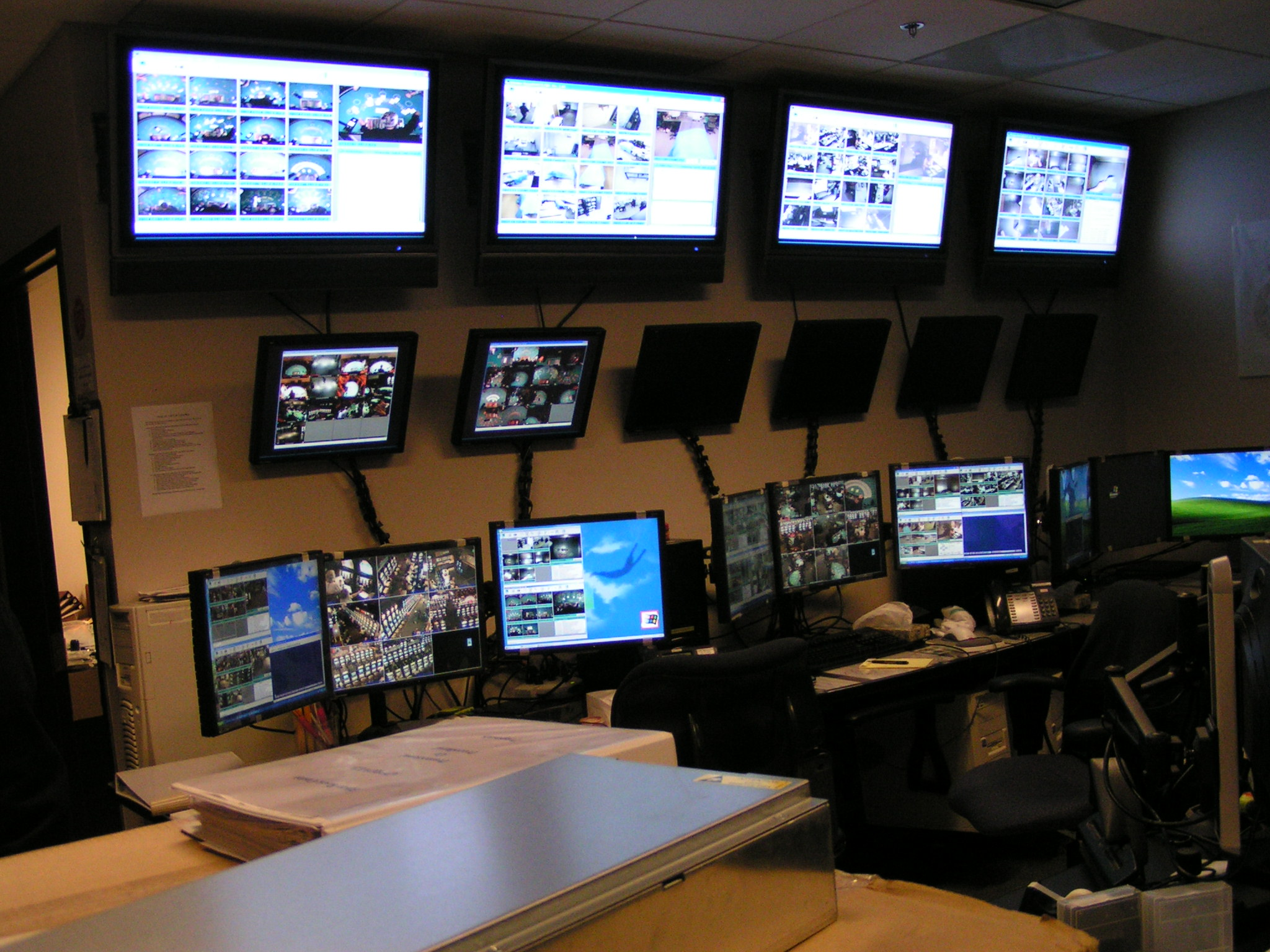 Police Officer Wallpaper Hd Monitoring Benefits From Cctv Surveillance For The Work