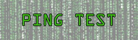 ping_test