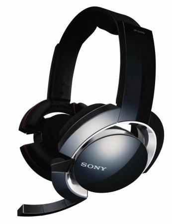 DR GA200 1200 450x538 Sony DR GA500: cuffie con effetto 3D per veri hardcore gamers!