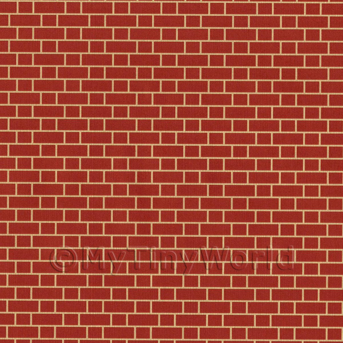 3d Embossed Brick Wallpaper Cladding And Brick Papers Dolls House Miniature