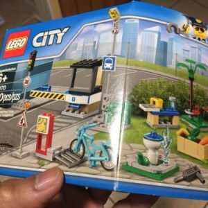 LEGO 40170 CITY Expansion Pack Accessory set - 100pcs EXCLUSIVE - FREE SHIPPING!