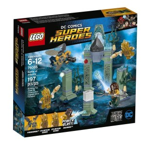 LEGO Super Heroes Battle of Atlantis (197 Piece) DC Justice League 76085