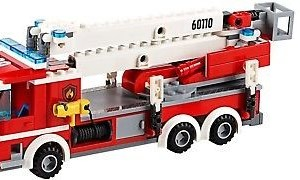 LEGO® City Fire Truck w/ Minifigure - Sealed