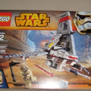 STAR WARS LEGO DISNEY T-16 SKYHOPPER 75081 247 PCS NIB FREE US SHIPPING