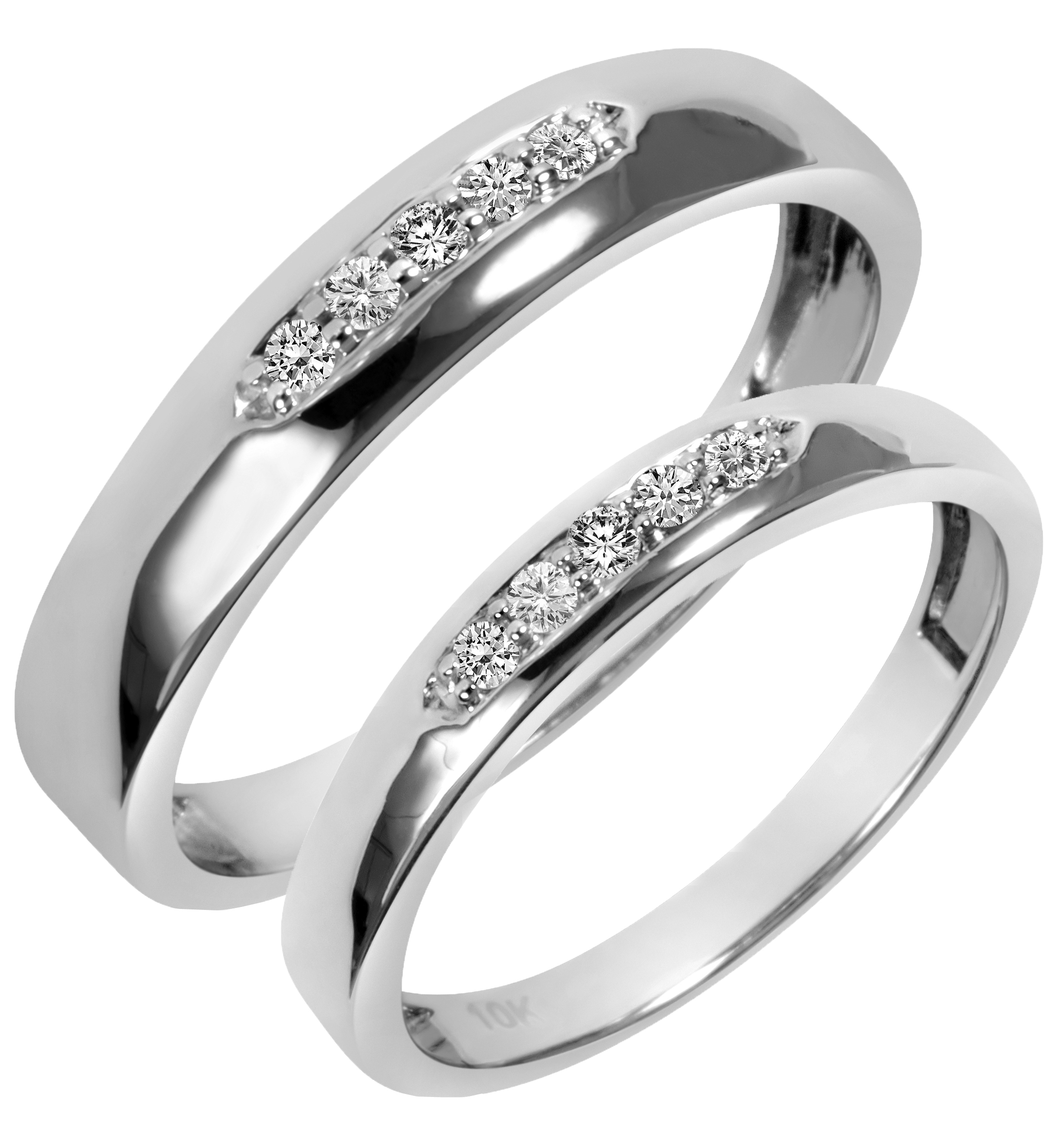 tips for finding the ideal wedding bands wedding bands His and her platinum wedding bands