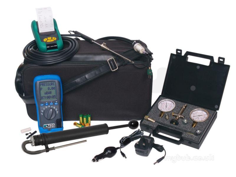 Kane 425 Flue Gas Analyser Oil Kit Kane