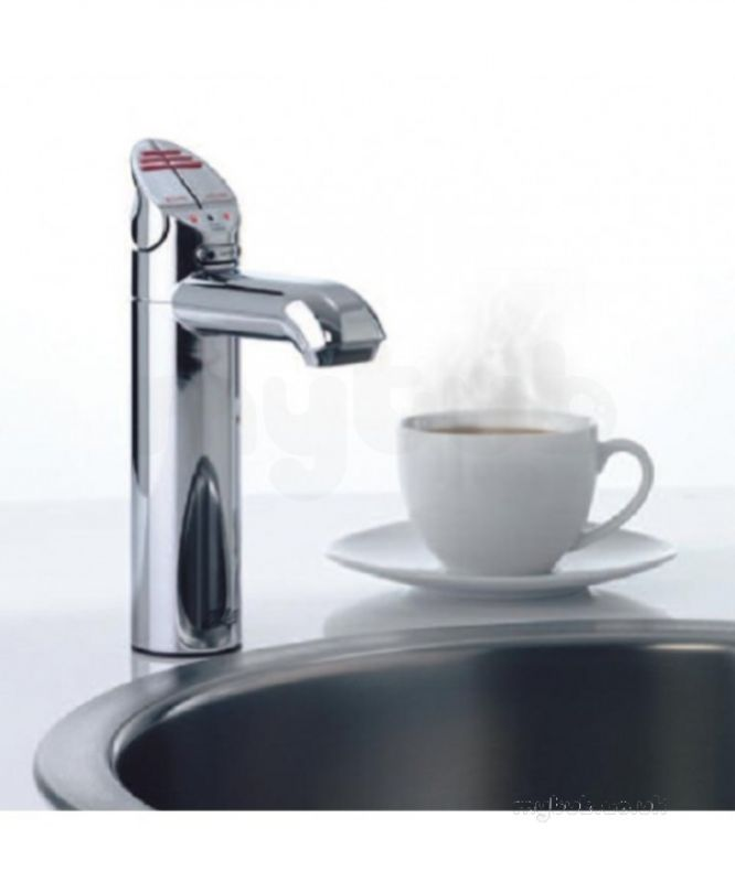 Zip B100f Chrome Free Flowing Hydrotap Instant Hot Water