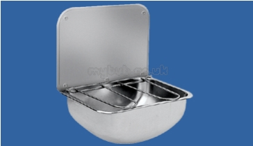 Wb440cp Bucket Sink With Grid And Splashback Sissons