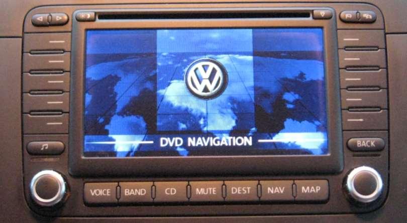 MFD2 OEM VW GPS navigation DIY and FAQ VW TDI forum, Audi, Porsche