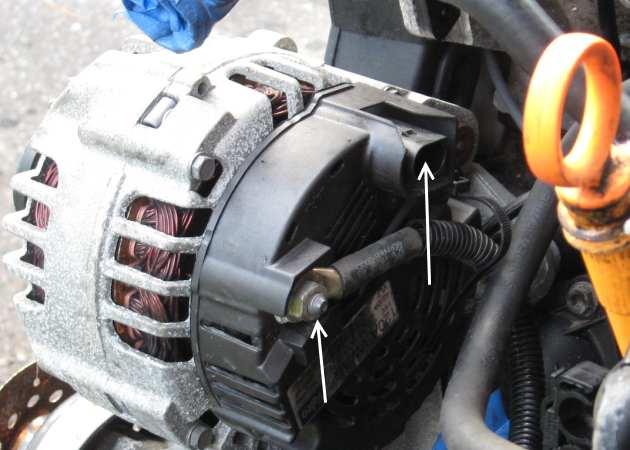 Bosch Alternator Wiring W Terminal - Wwwcaseistore \u2022