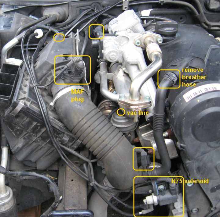 Engine and transmission removal - B5 VW Passat TDI VW TDI forum