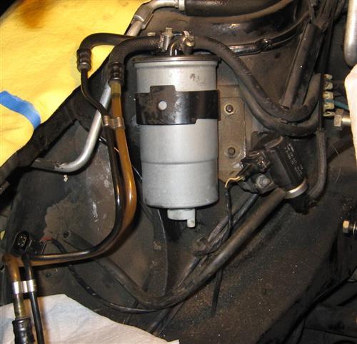 6 6 Diesel Fuel Filter Location Wiring Diagram