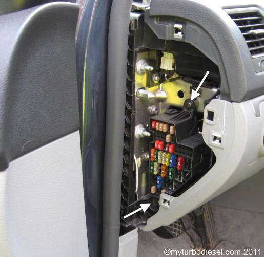 Vw Fuse Box - Wiring Diagrams Schema