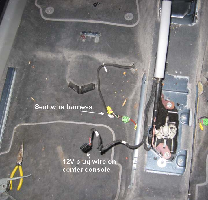 Volkswagen Power Seat Wiring Diagram Electrical Circuit Electrical