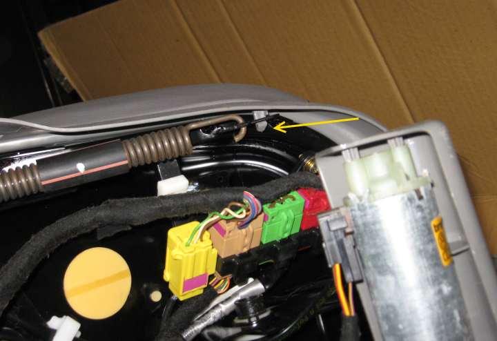 Power and heated seats swap and retrofit on vw VW TDI forum, Audi