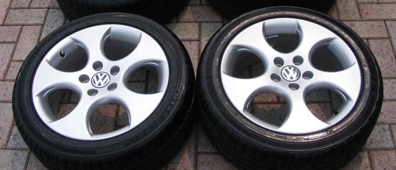 17 VW wheel picture gallery 5x112