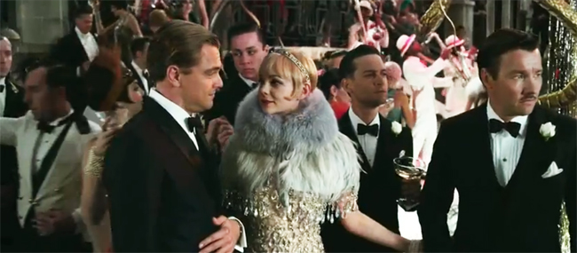 The Tuxedos of \u0027The Great Gatsby\u0027 - formal event