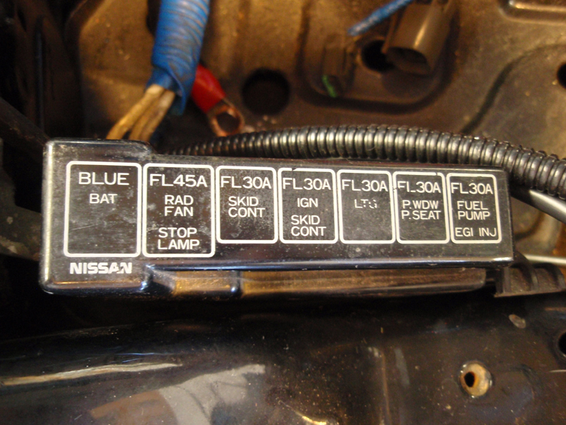 Cabin Fuse Box 300zx Wiring Diagram For Light Switch