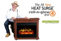 Fireplace Repair: Heat Surge Electric Fireplace Repair