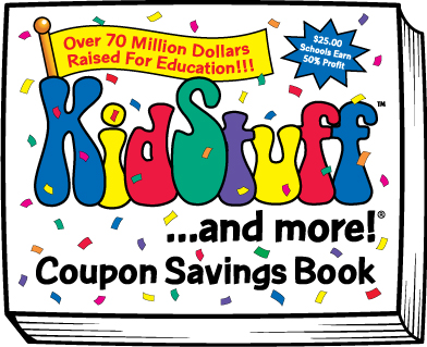 Eastern Christian Elementary School PTO - KidStuff Coupon Book