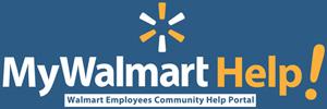 MyWalmart Help