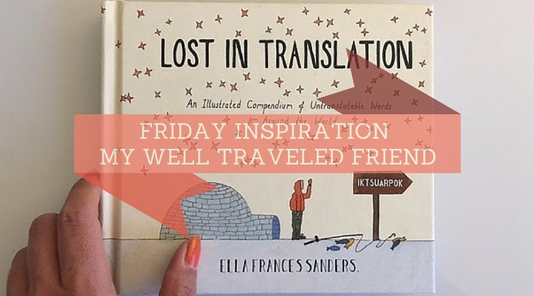"Ella Francis Sanders and ""Lost in Translation"""