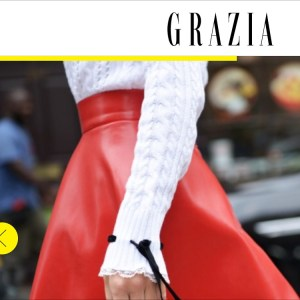 GRAZIA IT - London Fashion Week