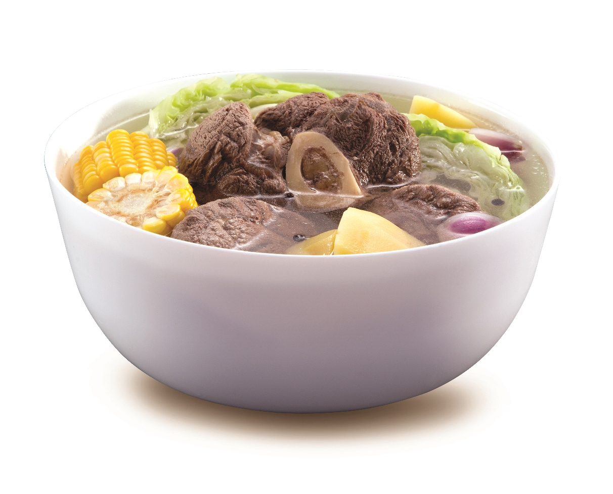 Nilagang baka: Perfect for the Ber weather