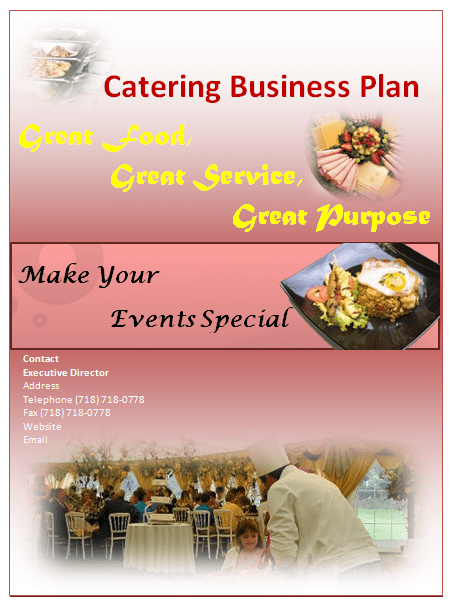 Free Sample Of Catering Business Plan – Catering Business Plan