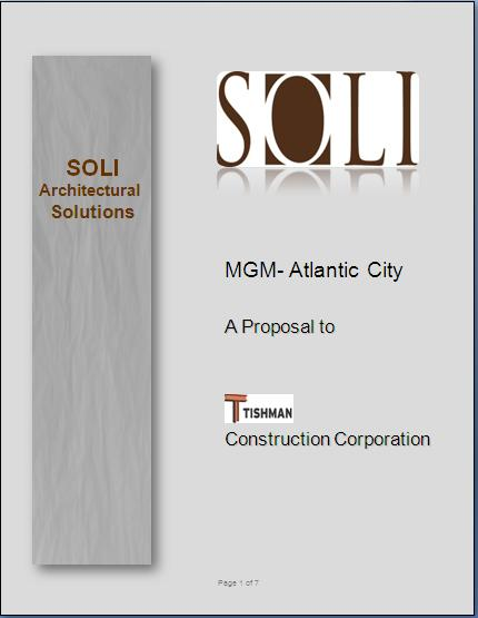 Construction Proposal Template - Microsoft Word Templates