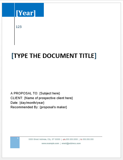 Msi Worldwide Grant Proposal Template Microsoft Word Templates