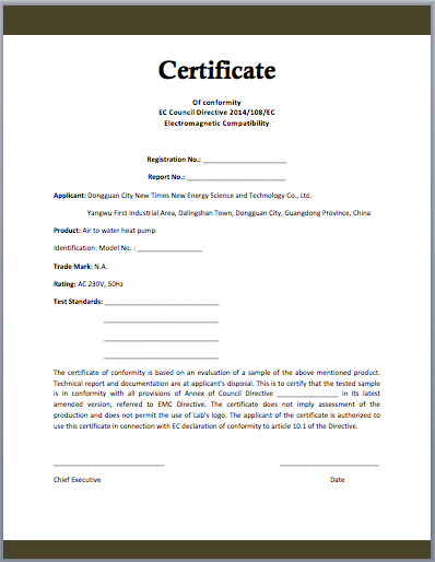 Sample certificate free sale choice image certificate design and sample certificate of free sale image collections certificate yadclub Gallery