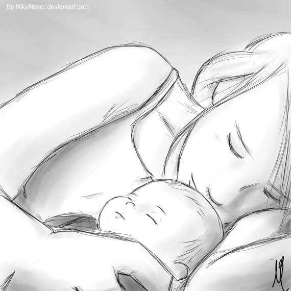 Mom Dad And Baby Drawing Poem Mom And Baby Drawing