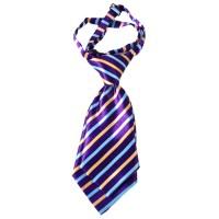Banquet Adjustable Tie Necktie Striped Polka Dots Plaids ...