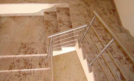 Scale in marmo e granito mz marmi di massimo zavaglia - Granito per scale ...