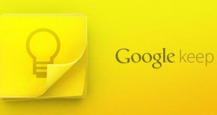 Google keep ipohne