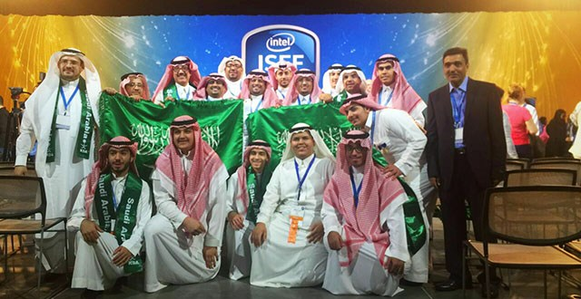 saudi team intelisef 2016