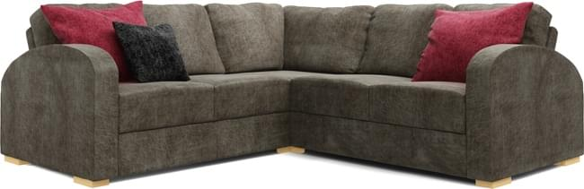 Orb 3x3 Corner Sofa Bed Sofa Bed L Shaped Nabru
