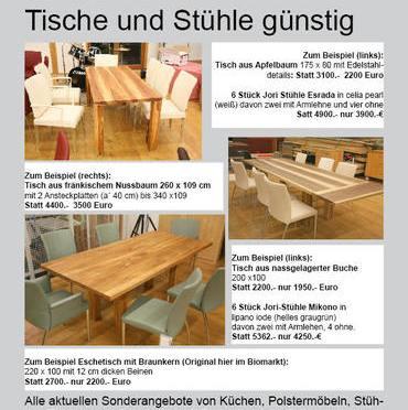 """Biomarkt Lauf: """"Grün tischt auf"""" am Mittwoch, den 10. September im Biomarkt Lauf"""