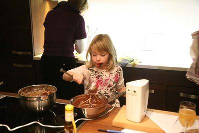 Kochworkshop mit Elfriede und Ulla
