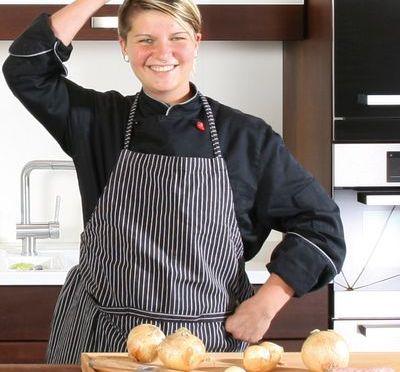 Diana Burkel als Aufsteiger im Feinschmecker empfehlen