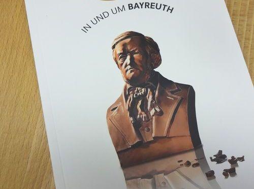"""""""Lebensart genießen – in und um Bayreuth"""" -das neue Buch von Oliver van Essenberg"""