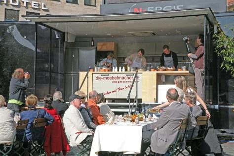 2007 mit Dr. Ulrich Maly und Diana Burkel im N-ergy Truck