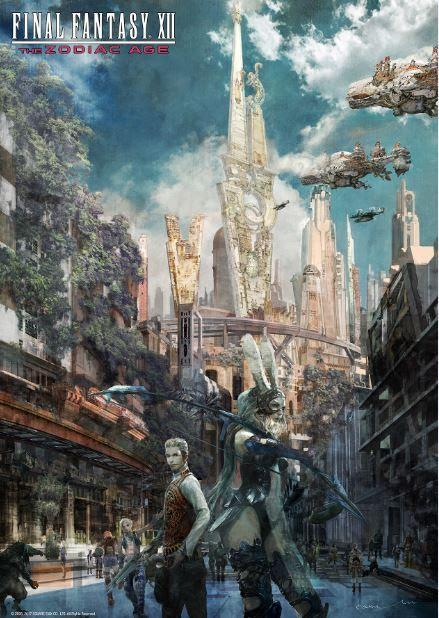 Square Enix publica un nuevo vídeo donde muestra el innovador sistema Gambit de Final Fantasy XII: The Zodiac Age