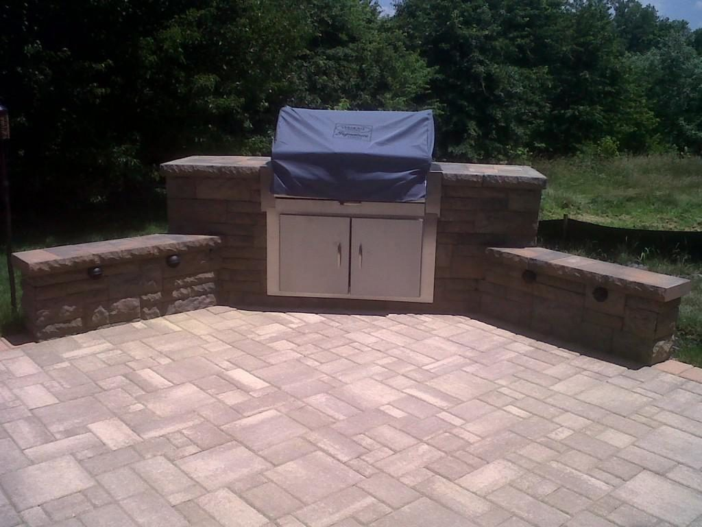 Replace Individual Patio Pavers North American Deck And