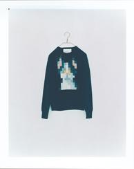 cat (black) lady's wool 100% ¥30,000+tax 着丈:59cm 身幅:44cm 裄丈:75cm