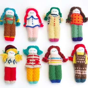 SWISH! knit doll fair