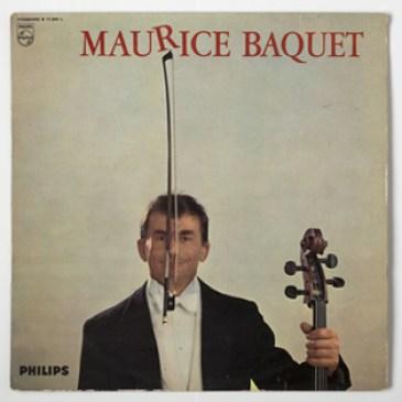 出版トークイベント 「Qui êtes-vous, Maurice Baquet? モーリス・バケ お前は誰だ」