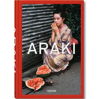 荒木経惟 Araki by Araki