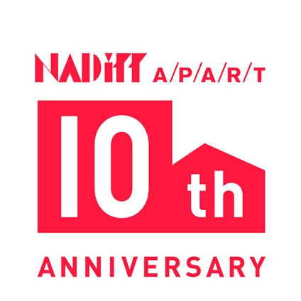 〈NADiff A/P/A/R/T〉 10th ANNIVERSARY  SPECIAL 3 DAYS